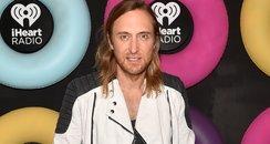 David Guetta iHeartRadio Awards 2015