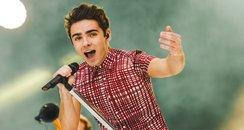 Nathan Sykes Live Summertime Ball 2015