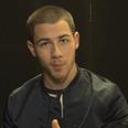 Nick Jonas Backstage Summertime Ball 2015