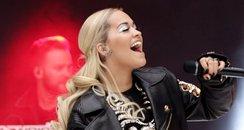 Rita Ora Live at the Summertime Ball 2015