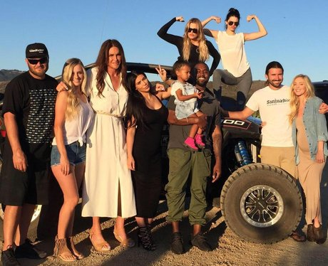 Kardashian/ Jenner Father's Day
