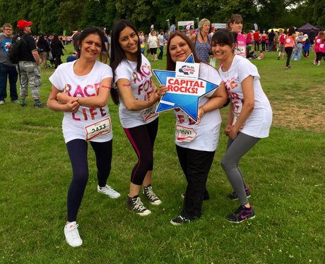 Race For Life - Leicester 5k