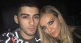 Zayn and Perrie on Instagram
