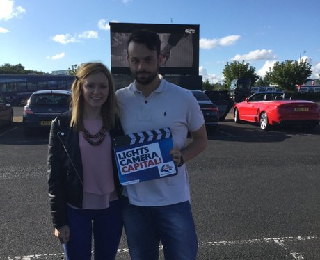 Drive in movie, bolton university part2