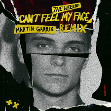Can't Feel My Face (Martin Garrix Remix) artwork