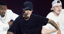 Justin Bieber performs live at the MTV VMAs 2015
