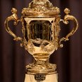 Web Ellis Cup Rugby World Cup