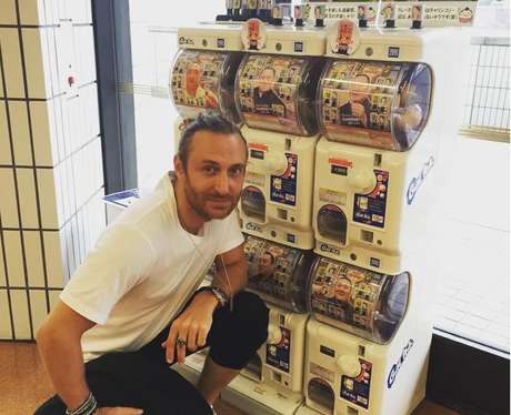 David Guetta in Tokyo