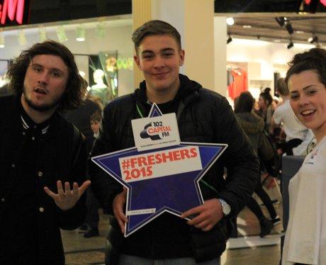 intu Trafford Centre student lock-in