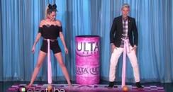 Miley Cyrus Ellen DeGeneres Wrecking Balls