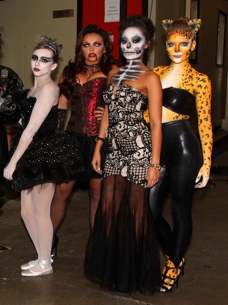 Little Mix Halloween