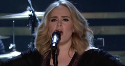 Adele Jimmy Fallon Live Performance