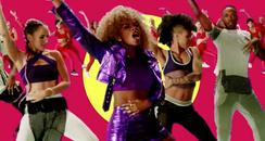 Fleur East 'Sax' Music Video