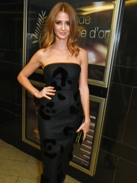 Millie Mackintosh Black Dress