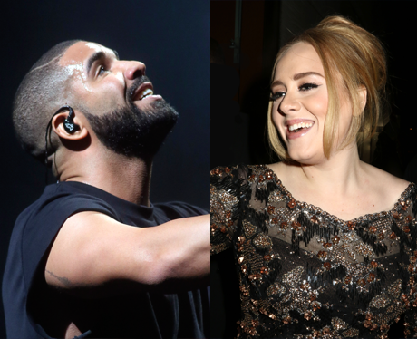 Drake & Adele Unlikely Collaborations