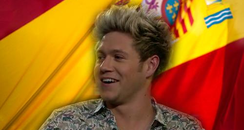 Niall Horan Spanish Accent