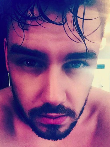 1D's Liam Payne's got some SERIOUS selfie game lately ...