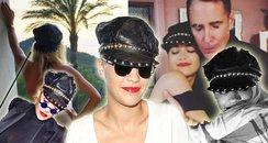 Rita Ora Hat