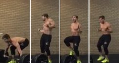 Beyonce Single Ladies Gym Routine Viral