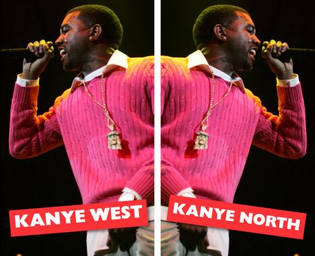 Celebrity Names Puns - Kanye West