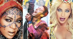 Coldplay Beyonce Music Video
