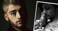 Zayn Malik and Louis Tomlinson feud