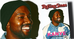 Rolling Stone Kanye West Cover