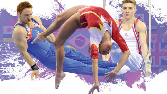 capital cup gymnastics meet 2016