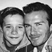 Image 10: David and Brooklyn Beckham throwback