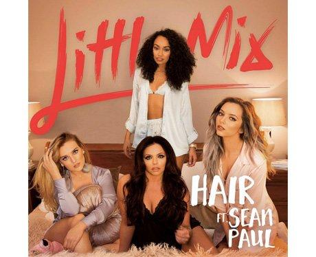 Little Mix Hair artwork