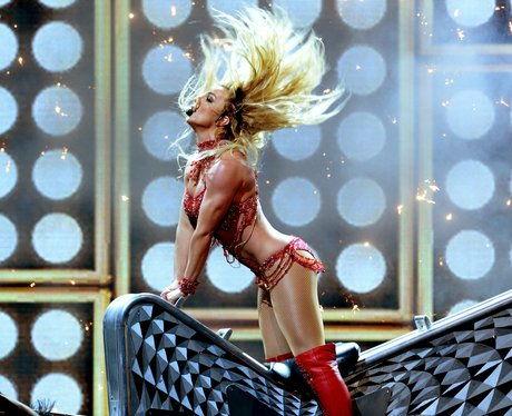 Britney Spears Billboard Music Awards 2016 perform