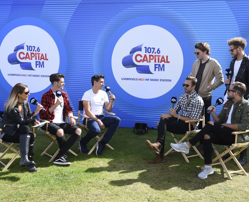 Lawson take some time out before their set to chat about ...