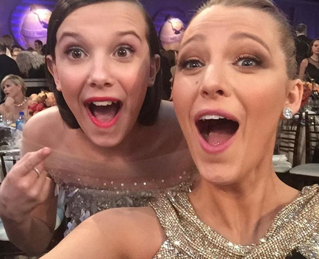 Millie Bobby Brown Fanclub Blake Lively