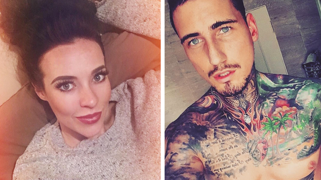 Steph Davis & Jeremy McConnell Have Been Pictured Together For The First Time With Their Baby Son