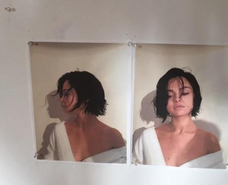 Selena Gomez with short hair