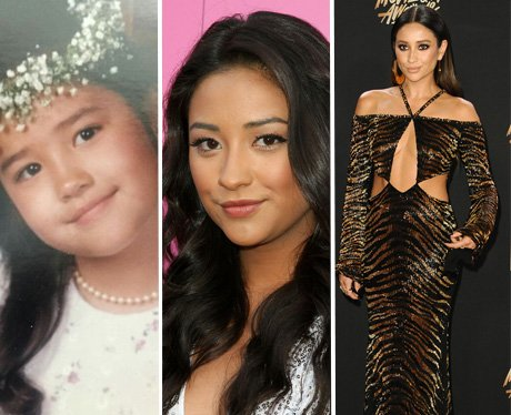 PLL Throwbacks Shay Mitchell