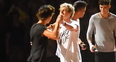 Harry Styles And Niall Horan Ballroom Dancing